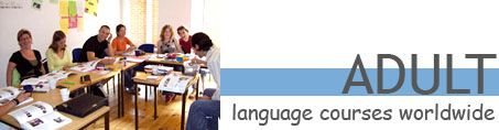 Adult Language Courses