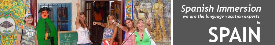 Spanish language courses in Salamanca Spain immersion vacations & courses