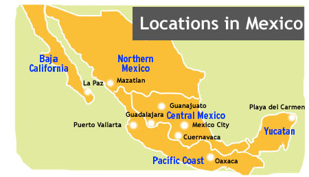 Spanish language schools and language immersion in Mexico