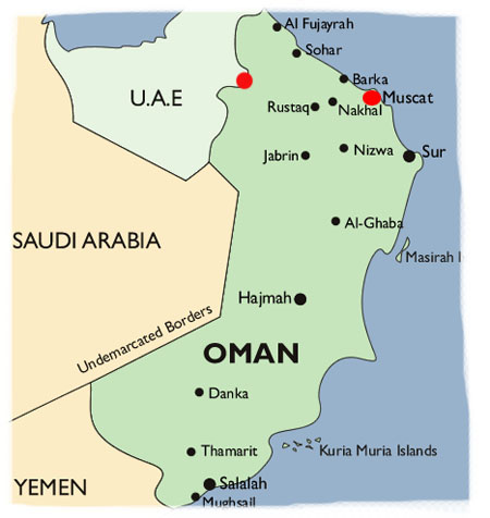 Arabic language schools and Arabic language immersion in Oman