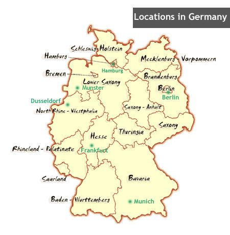 Study German & German language immersion in Germany