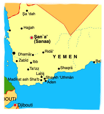 Arabic language courses in Yemen