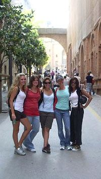 Spanish language courses in of barcelona Spain