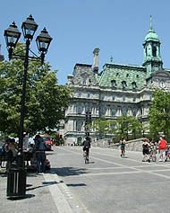 French language school Montreal Quebec Canada